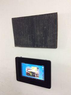 Nexus 7 acrylic wall mount kit Tablet Mount, Nexus 7, Wall Mount, Kit, Frame, Home Decor, Picture Frame, Decoration Home, Wall Installation