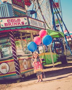 Fair Pictures and a SweetHoney dress!