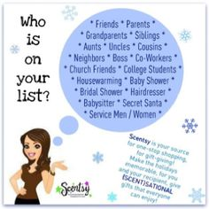Give the gift of Scents this year! https://brandyhaselroth.scentsy.us/