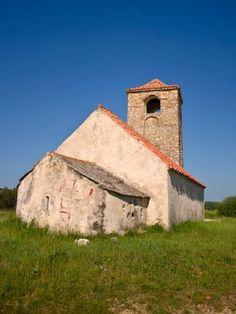 Church of St. Peter in  Morpolaca, Croatia (XI - XII. c.) #croatia #preromanesque