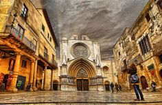 Place: Catedral de Tarragona, Tarragona / Catalonia, Spain. Photo by: Andreu Gual (flickr.com)