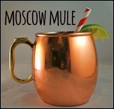 ... Mules on Pinterest | Moscow mule recipe, Moscow mule and Ginger beer