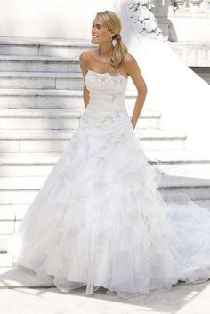 Brautmode 2012 von Ladybird - Cécile  toooooll!!