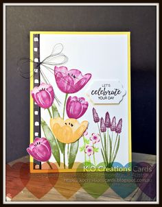 KOCreations Stampin' Up! Blog: Crazy Crafters Blog Hop - Special Guest Holley Stene