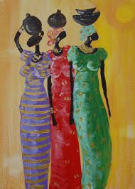 Image result for traditional african art