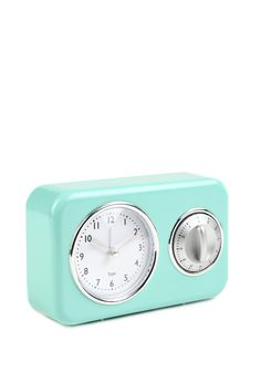 I love this clock. Great for keeping time in the studio and also timing yourself when you are working with resin or anything that has a specific mixing time. wireless clock   Cotton On