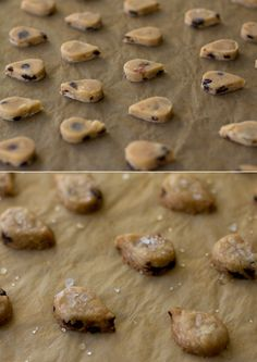 Toasted Almond Sables from 101Cookbooks.com. Possibly healthy. But ...