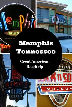 Memphis, Tennessee – things to see, do and eat in Memphis as part of a Great American Roadtrip