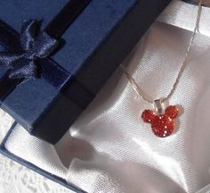 #MOUSEEARS Necklace for Disney Wedding Party in by hairswirls1, $9.99