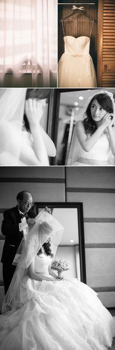 Hong Kong Romantic Wedding