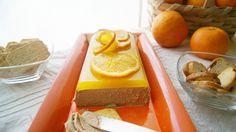 jugando en mi cocina: Paté casero a la naranja
