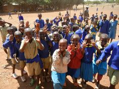 Lewa Primary Students