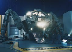 Pin for Later: See the First 2 Official Pictures From Independence Day: Resurgence And finally, check out that ship!
