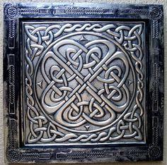 framework embossing Celtic art by CacaioTavares on DeviantArt