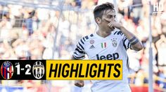 The Football Match Between Bologna vs Juventus. Kean, The Final Result of The Game is Bologna Juventus. Watch Football, Football Match, Italian League, Match Highlights, Bologna, Goals