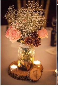 Trying to stay within your wedding planning budget? Get our best ideas for DIY wedding decorations, like centerpieces, party favors, flower arrangements, and wedding decor right here. Chic Wedding, Perfect Wedding, Our Wedding, Wedding Vintage, Wedding Rustic, Wedding Country, Wedding 2017, Trendy Wedding, Wedding Ceremony