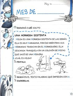 Elementary Spanish, Math 2, Teaching Activities, Kindergarten, Album, How To Plan, Education, Learning, School