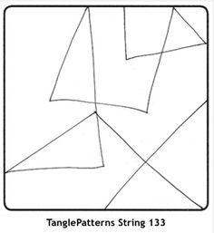 TanglePatterns String 133 « TanglePatterns.com