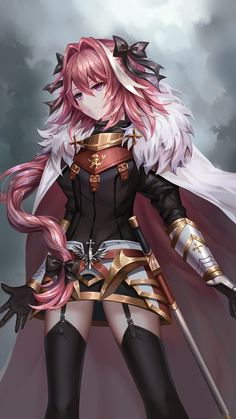 Rider of Black - Astolfo