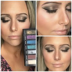 All Younique products were used to create this look featuring the 5th Anniversary limited edition eyeshadow palette by Younique. Find me on Facebook at Younique By Rachele (Rachele Lantz)