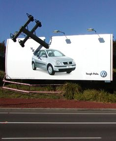 Creative Billboard Advertising Designs