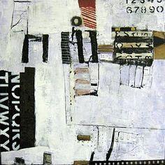 Alan Bates. Australian artist.