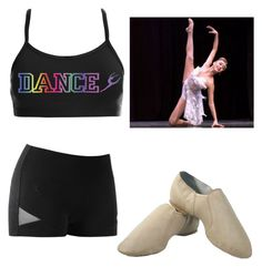 """""""on our way to dance class"""" by kamaria-diani ❤ liked on Polyvore"""