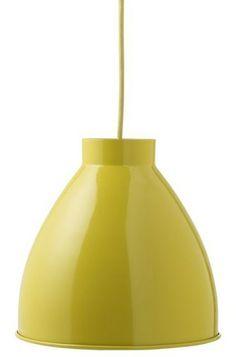 Beau Modern Pendant Lights In Yellow. Http://www.shelights.com.