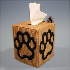 Plastic Canvas Tissue Box Covers Large Assortment Hand Crafted in The USA   eBay
