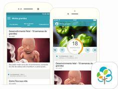 O BabyCenter traz para você Minha Gravidez e Meu Bebê Hoje, um aplicativo cheio de recursos para você acompanhar pelo celular o desenvolvimento do bebê e tudo o que está mudando no seu corpo.
