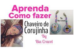 Cheveiro Corujinha - Como Fazer - Bia Cravol - DIY