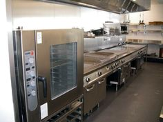 How To Bring Commercial Kitchen Design To Life Home And Garden - Commercial kitchen design ideas
