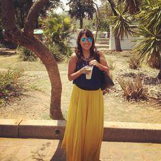 #skirt .#sunglasses