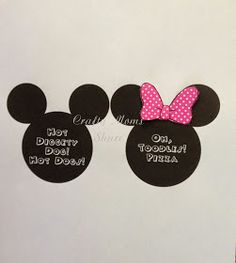Crafty Moms Share DIY Easy Minnie Mouse and Mickey Mouse Cake Plates \u0026 Free Food Label Printables | minnie mouse birthday | Pinterest | Mickey mouse cake ... & Crafty Moms Share: DIY Easy Minnie Mouse and Mickey Mouse Cake ...