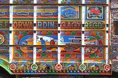 pakistan trucks
