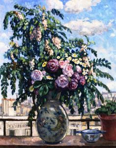 Albert André ( 24 May 1869 – 11 July 1954) was a French Post-Impressionist