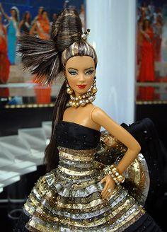 Miss Pennsylvania Barbie Doll 2010