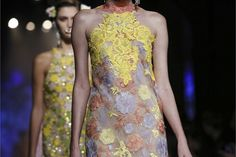 Naeem Khan Ready To Wear Spring Summer 2018 New York