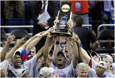 So fortunate to see 2 NCAA championship wins in my lifetime! Lifetime Basketball Hoop, Xavier Basketball, Kansas Basketball, Basketball History, Basketball News, Basketball Uniforms, Basketball Sneakers, Basketball Jersey, Basketball Camps