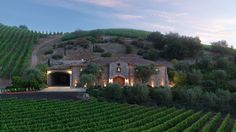 It doesn't get much better than the Blankiet Estate. WIth a vineyard, winery, cave tours and vintage tastings, this estate has it all. San Roman, Napa Valley Wineries, Napa Winery, Napa Sonoma, Wine Country, Vineyard, Places To Go, Beautiful Places, Beautiful Life