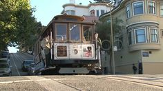 Cable car San Francisco - Stock Footage | by TravelTelly