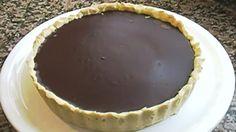 Tarta Tofi de Dulce de Leche y Ganache, si te gusta el dulce de leche y el chocolate, esta es tu tarta! ♥ Nutella, Mousse, Muffins, Cooking Recipes, Pie, Cupcakes, Candy, Desserts, Chocolates