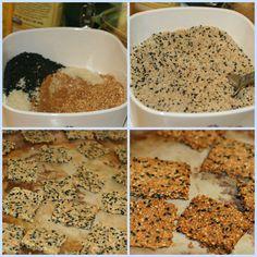 cracker collage