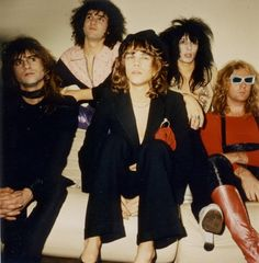 Go to a concert (New York Dolls, Task Complete)