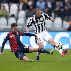 Maxime #Lestienne contro Giorgio #Chiellini