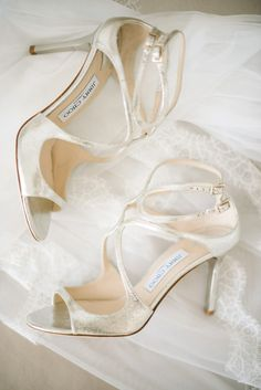 Metallic Jimmy Choo sandals. Images by Lui Photography