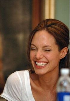 Angelina Jolie ~ She is an open book, you just have to discover in what language it is written. #MrBowerbird