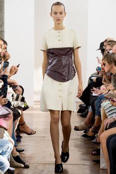 J.W.Anderson Spring 2015 Ready-to-Wear Fashion Show - Maartje Verhoef