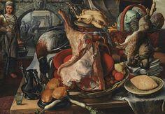 ArtHistoryReference - Joachim Beuckelaer - Market Scene