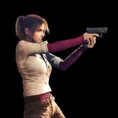 (*** http://BubbleCraze.org - New Android/iPhone game is wickedly addicting! ***)  Claire Redfield